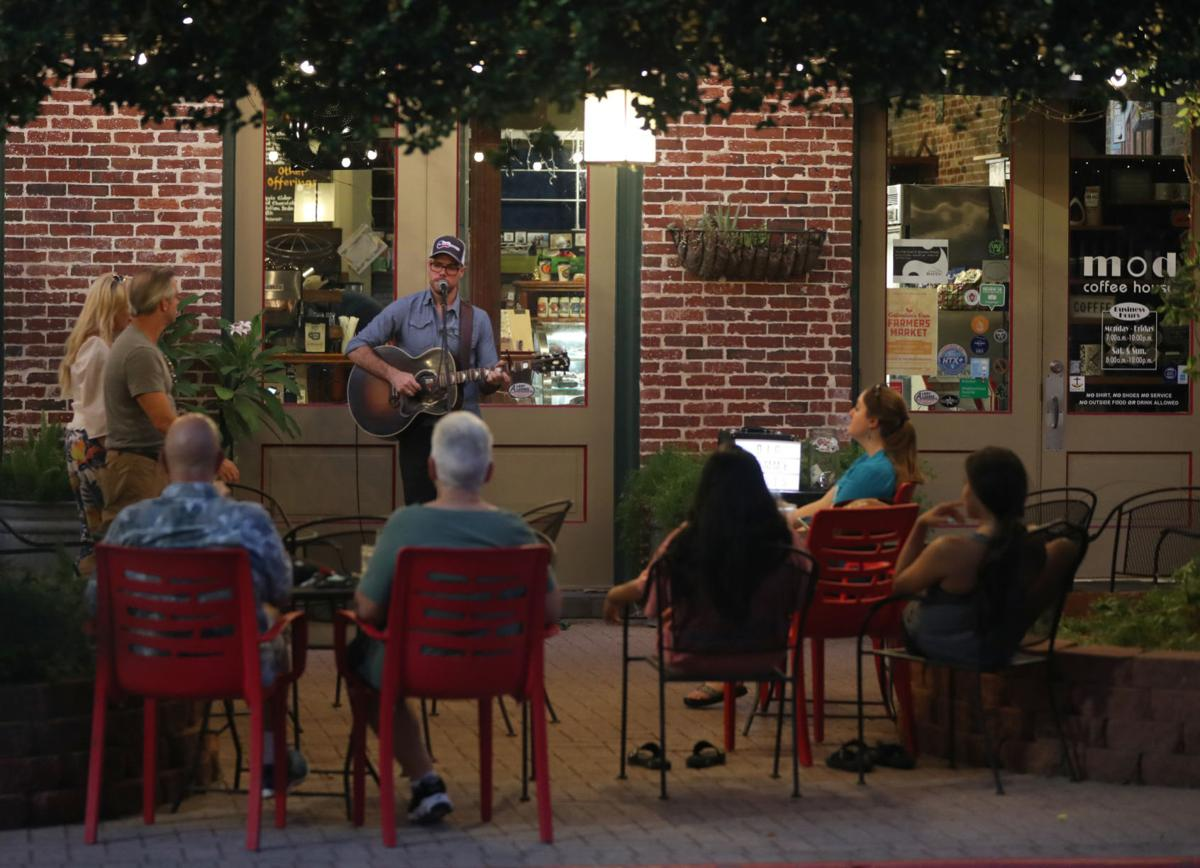 Art and music scene could boost ecomony