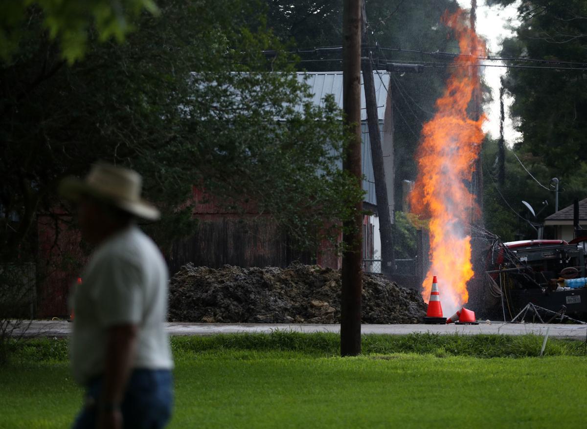 Santa Fe Explosion