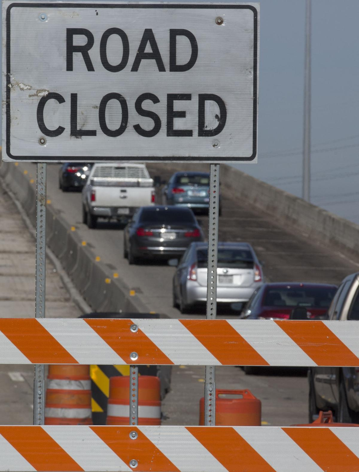 Interstate 45 Construction