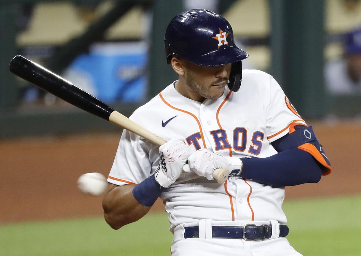 Houston Astros vs. Los Angeles Dodgers