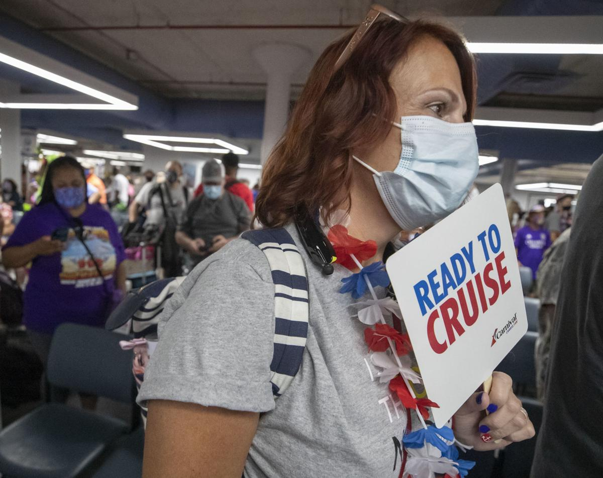 Cruises Return to Galveston