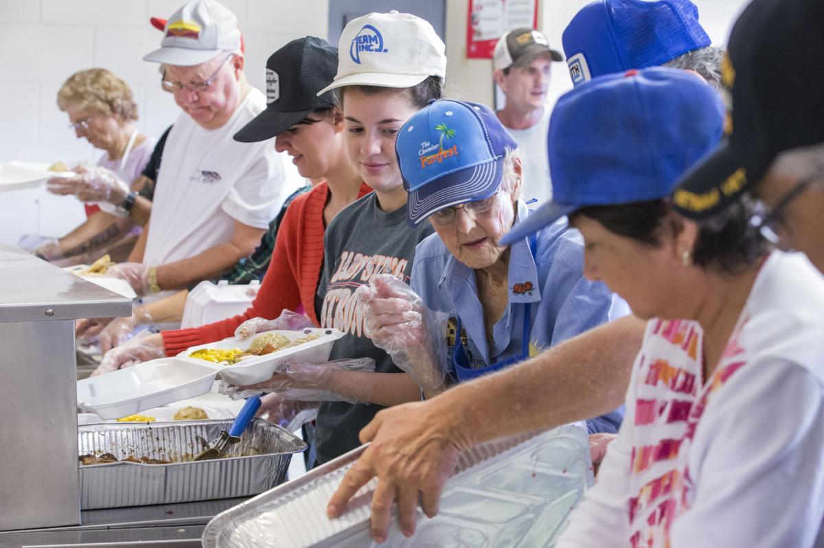 Texas City Community Thanksgiving Feast