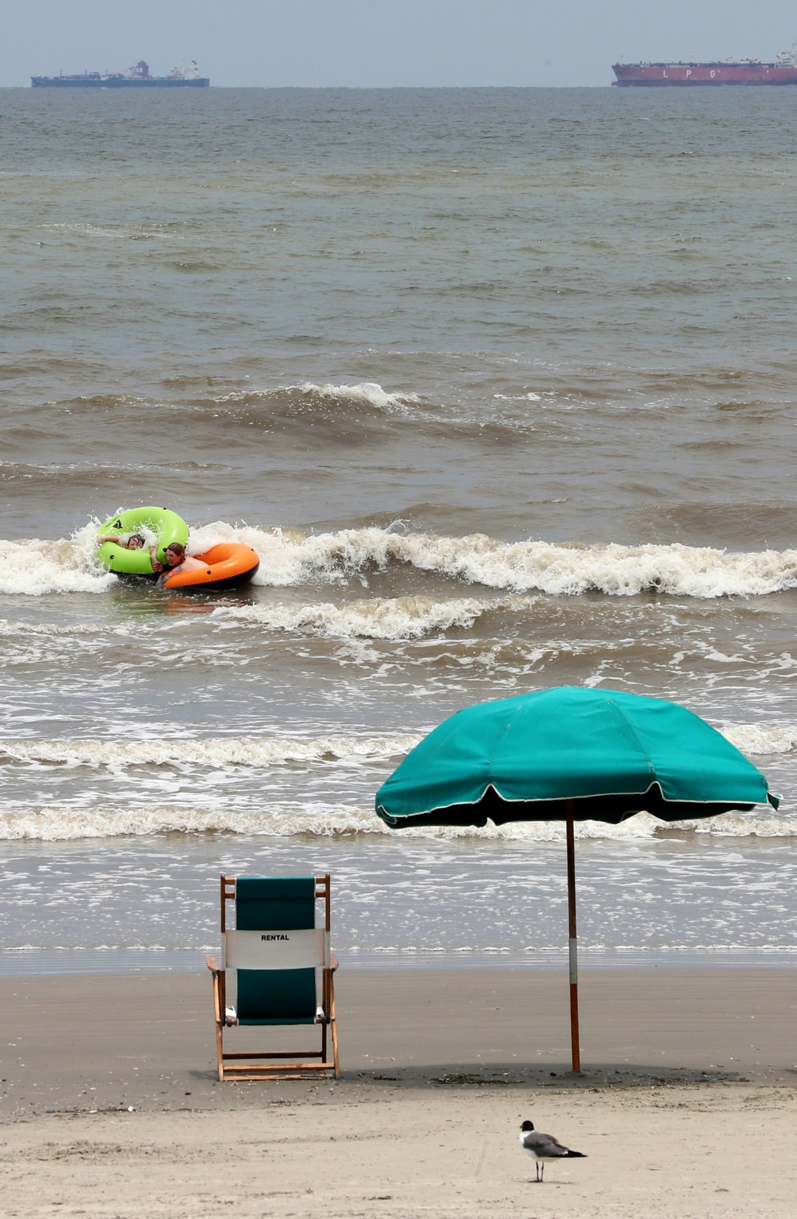 Galveston works to clear up muddy water misconceptions