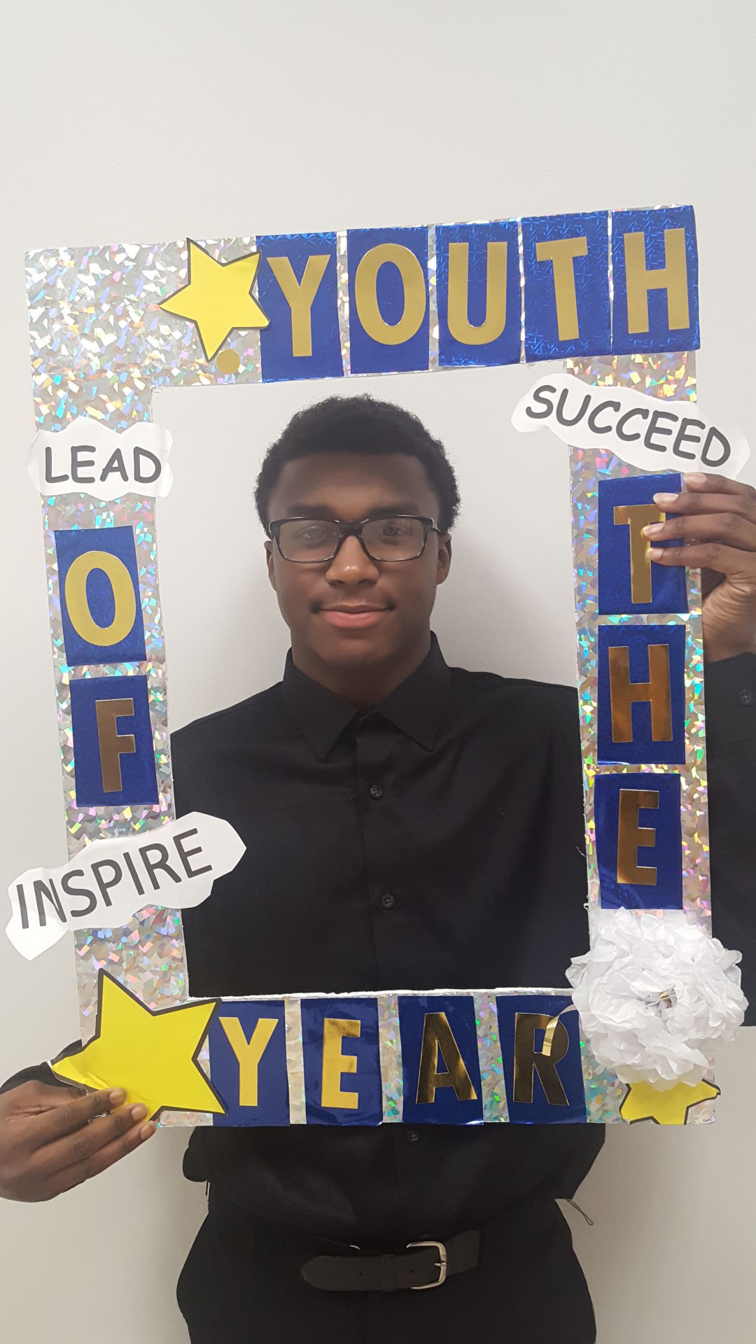 Elijah Winn named 2018 Youth of the Year