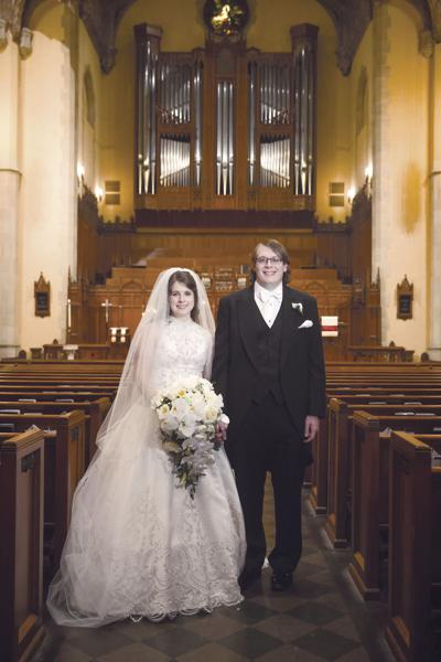 Miss Hayley Ann Boswell Weds Mr. Nathan Allen Hobley