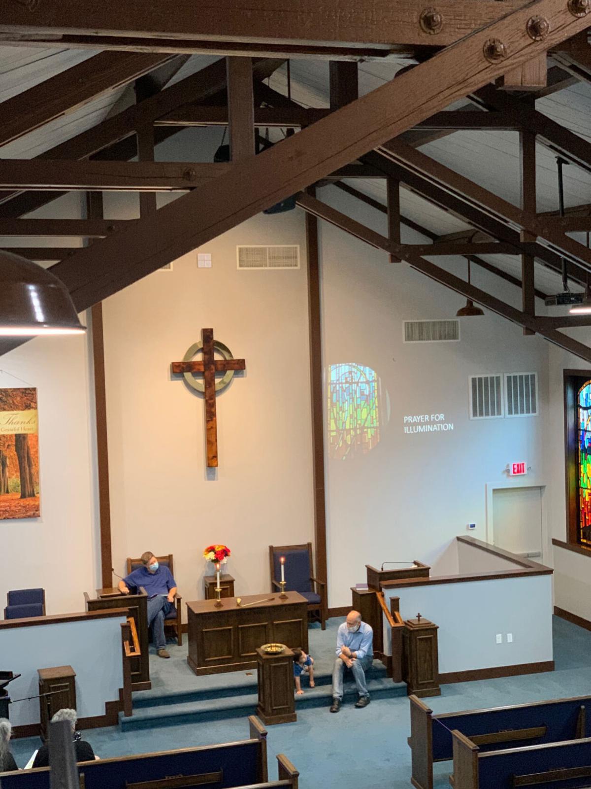 Galveston's Westminster Presbyterian