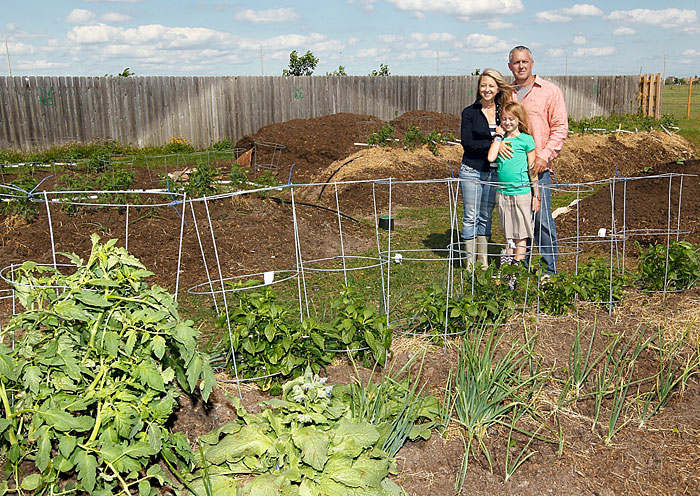Galveston couple practices farm-to-table