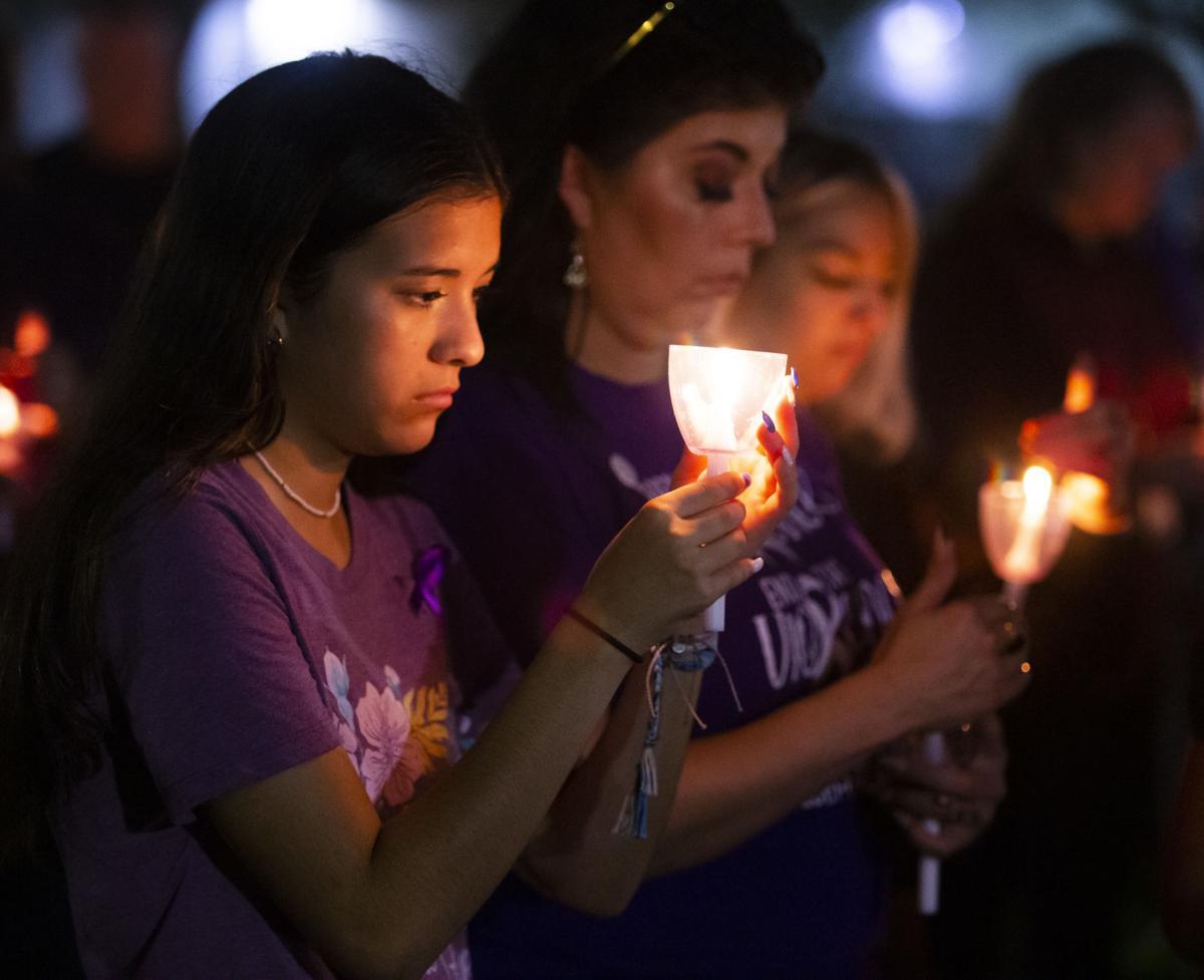 Domestic Violence Awareness Vigil