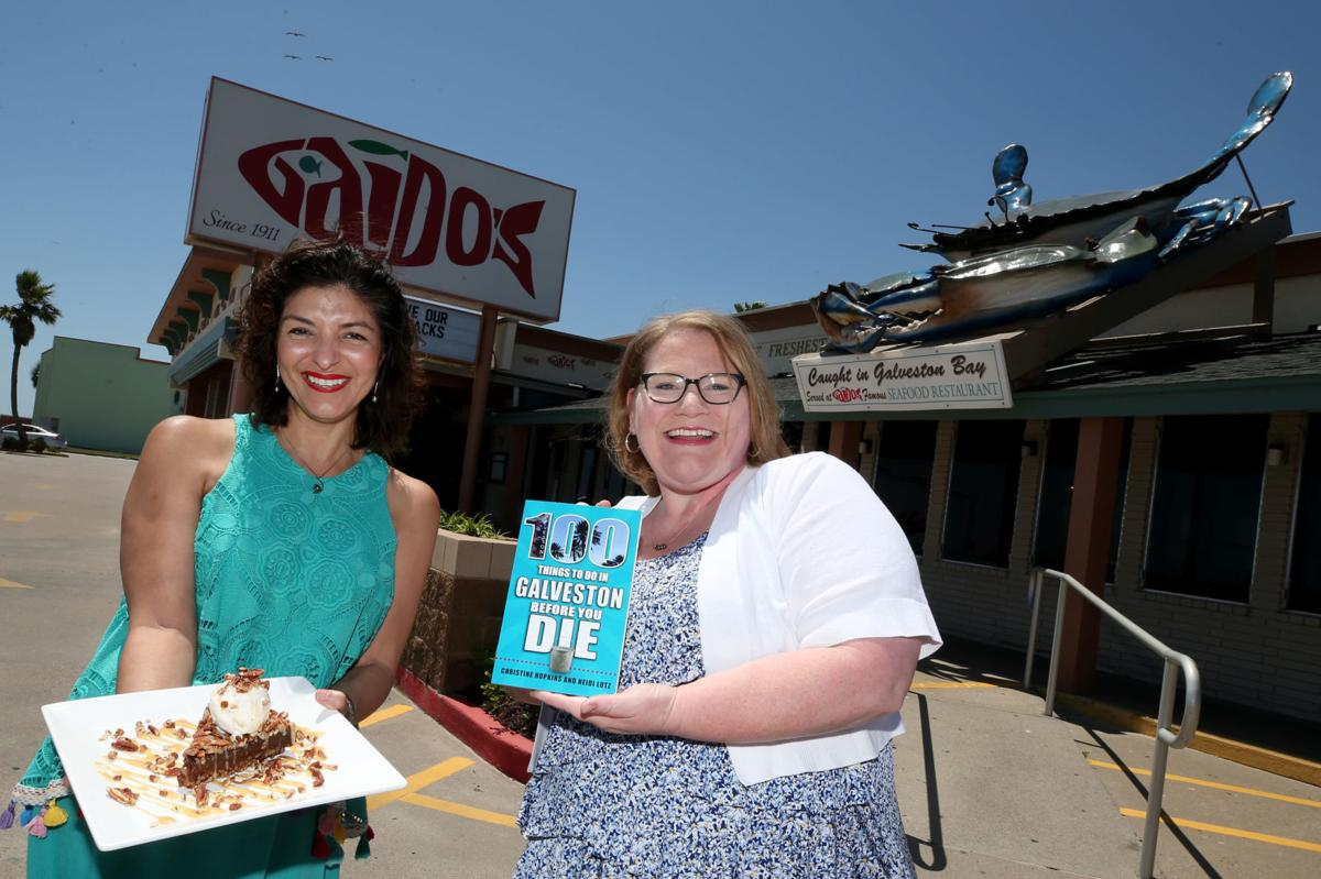 Must try eats in Galveston featured in new book