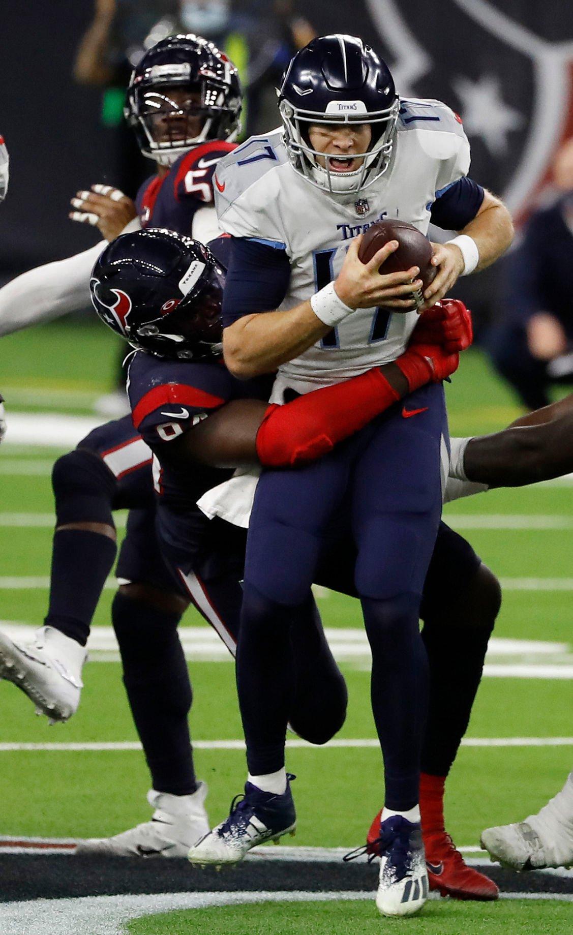 Houston Texans vs. Tennessee Titans