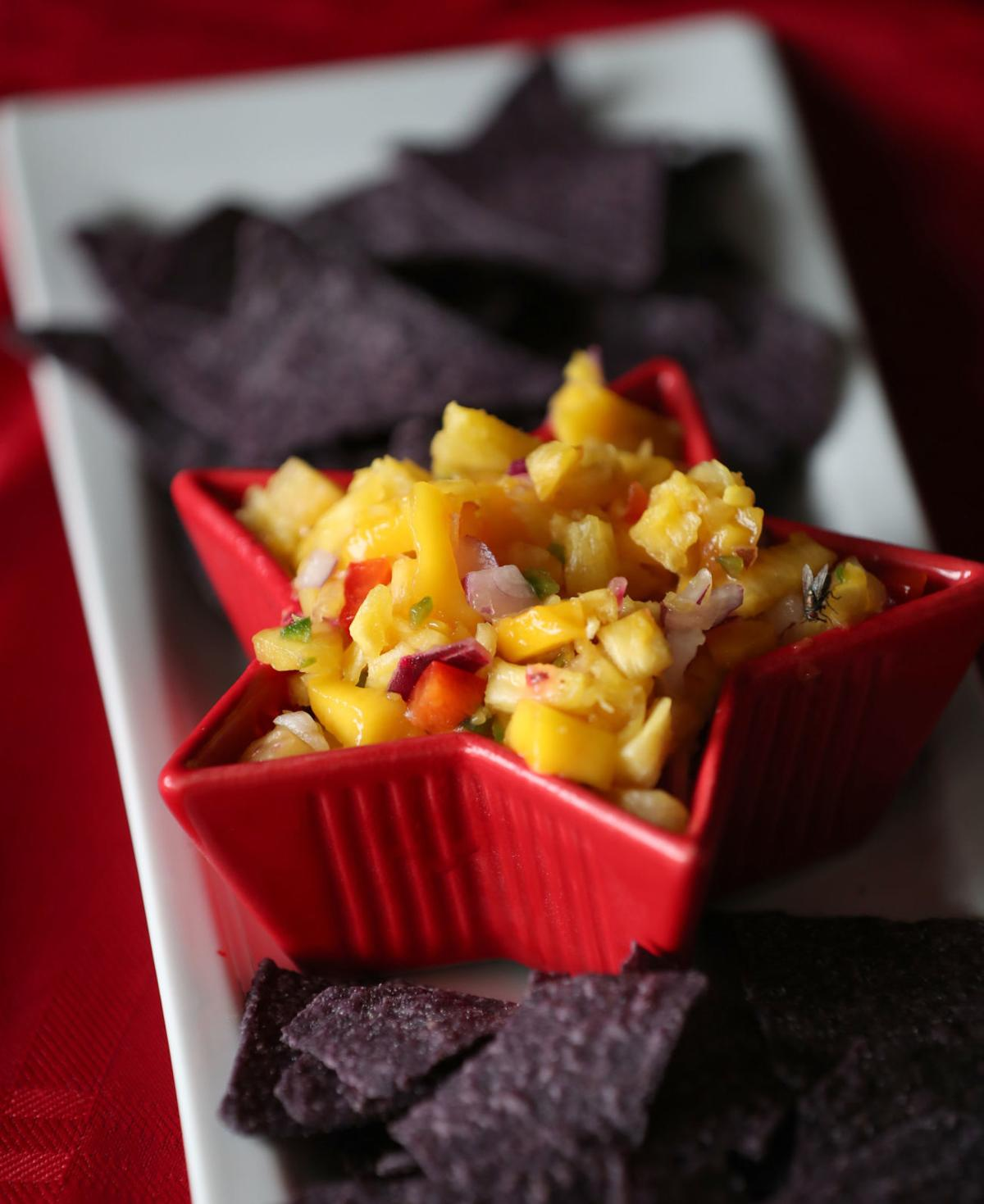 Fourth of July chip recipes