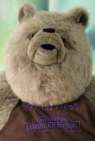 MUG Rocky Mountain Chocolate Factory Bear
