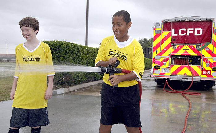 League City Volunteer Fire Department