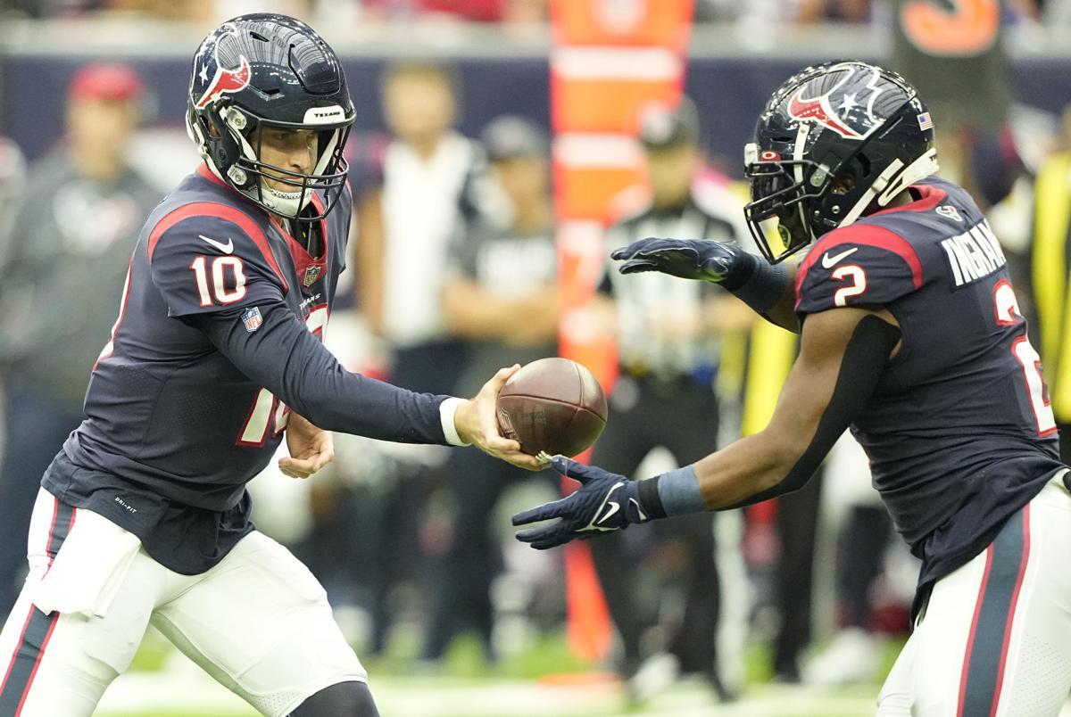Houston Texans vs. New England Patriots