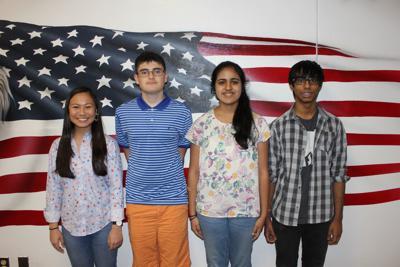 Friendswood High School national merit semifinalists