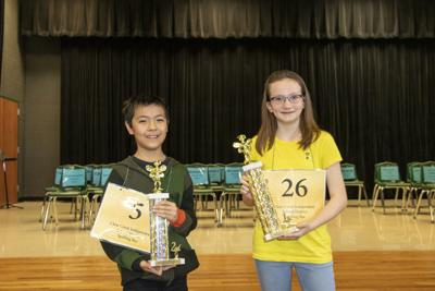 Clear Creek ISD spelling bee queen crowned