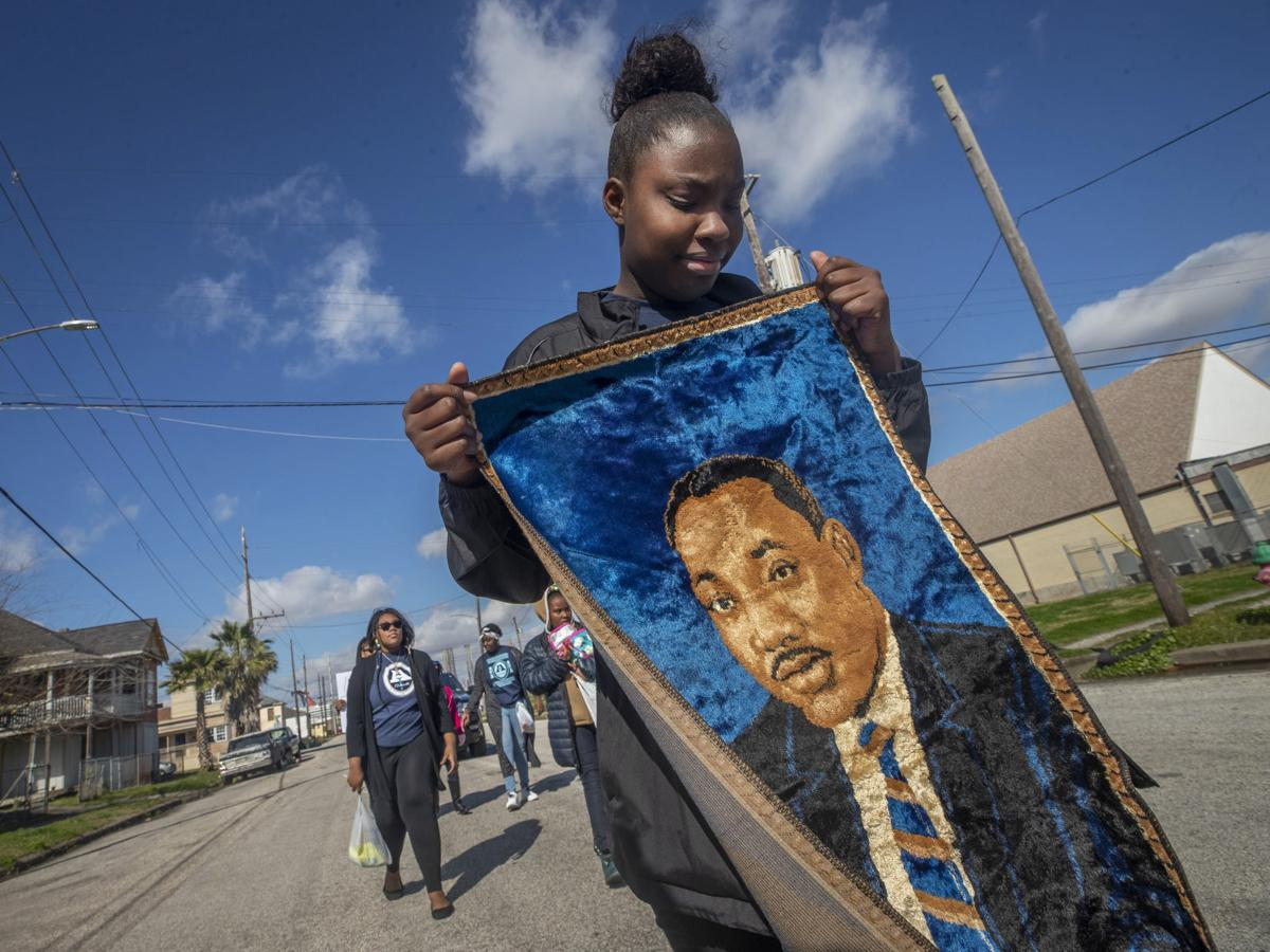 King's message of equality, unity still resonates