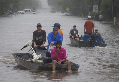 Harvey Flooding - Dickinson