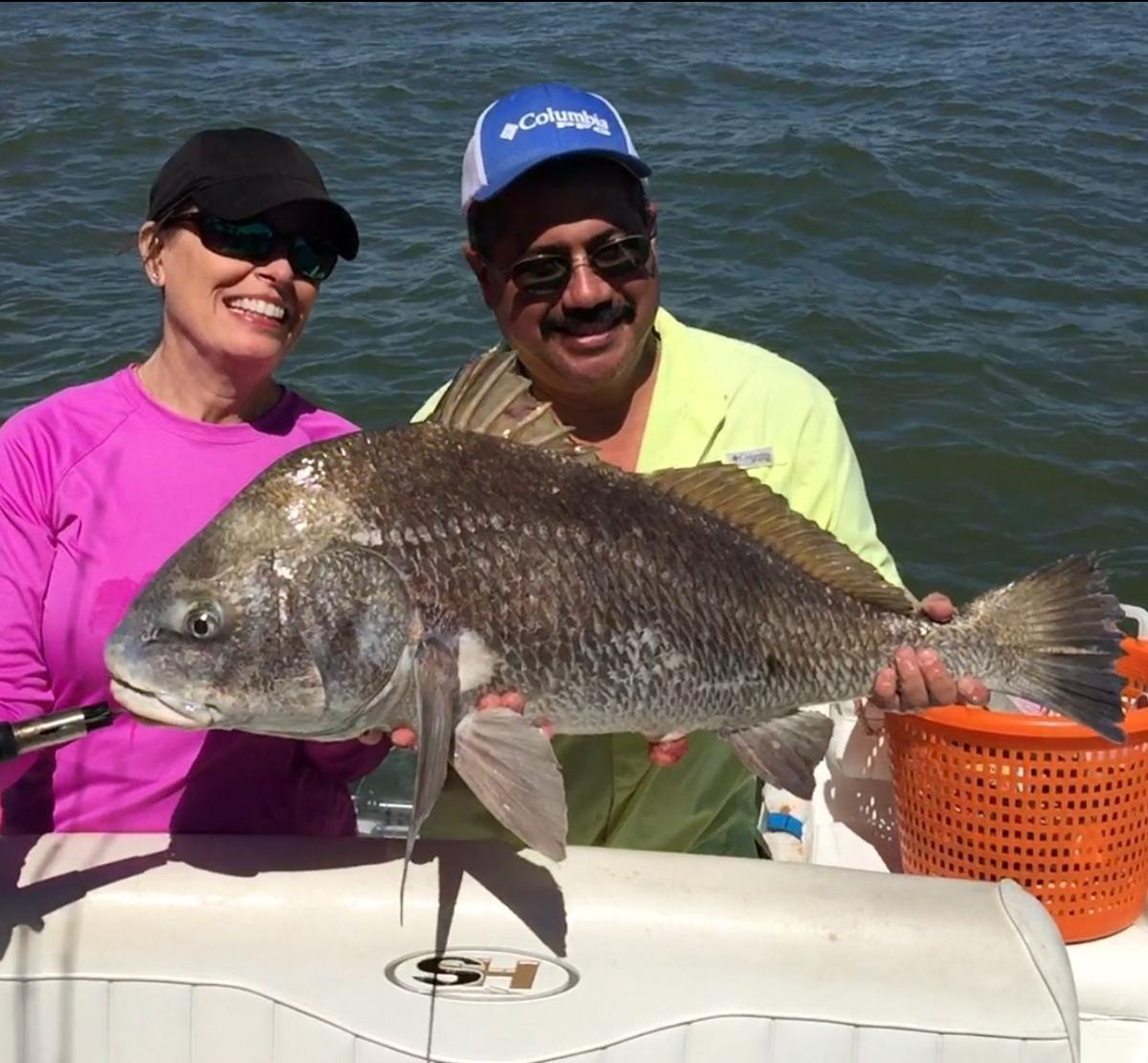 Warmer water signals better fishing fishing report the for Charlie s fishing report