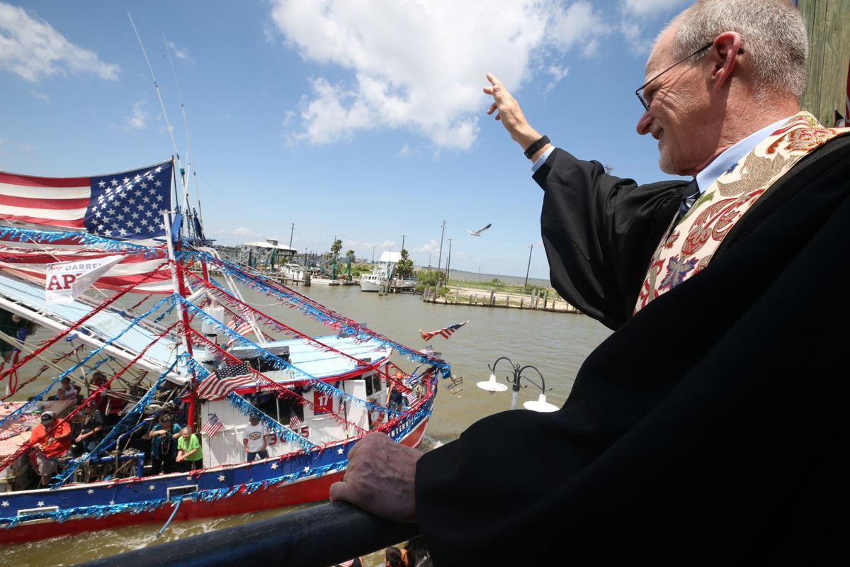 Kemah holds the 51st annual Blessing of the Fleet