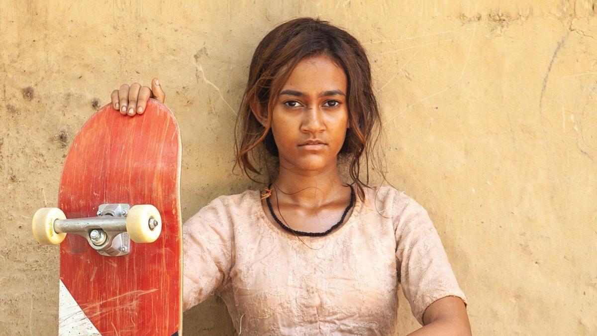 Film review — 'Skater Girl'