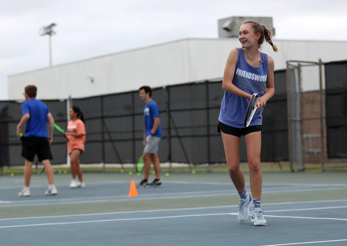 Friendswood tennis