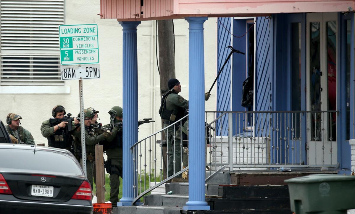 Galveston man shot at Strand business