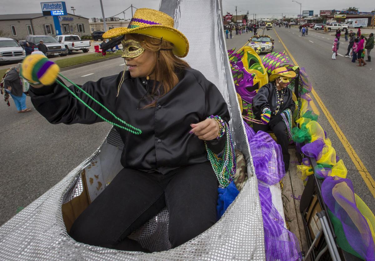 Mainland Mardi Gras Parade