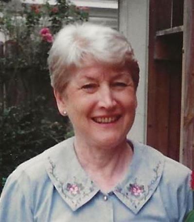 Margaret Ellen Marge Garrison