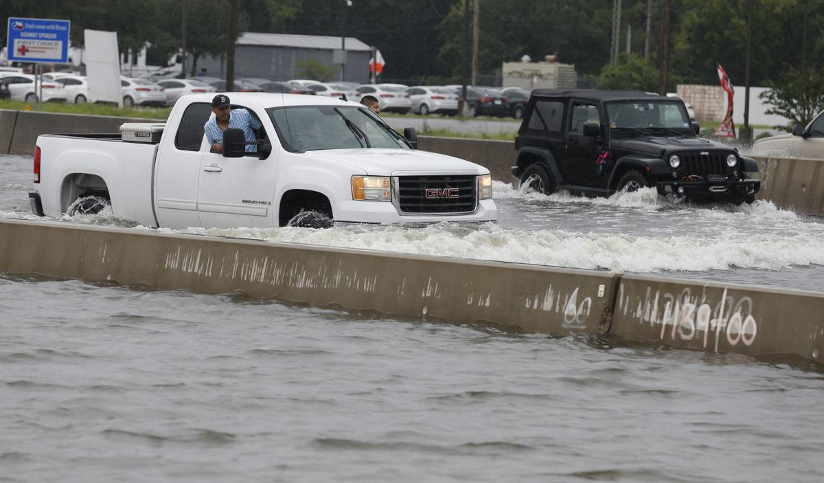League City Rises To Flood Challenge Free News The