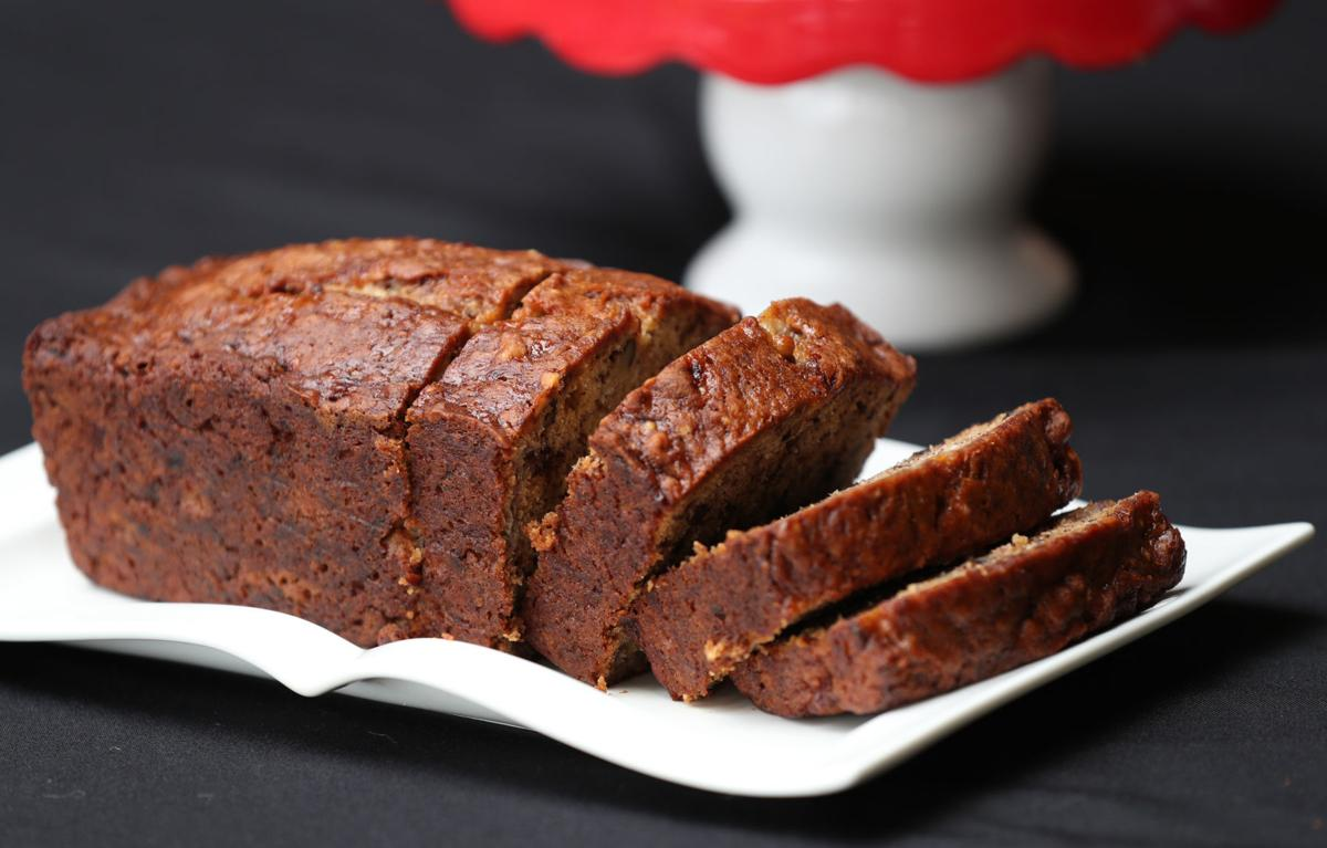 Banana breads and cookies