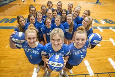 Friendswood State Volleyball Feature