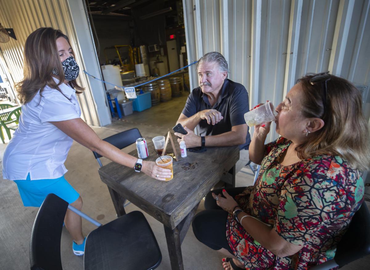 Bars Reopen-Railean Distillery