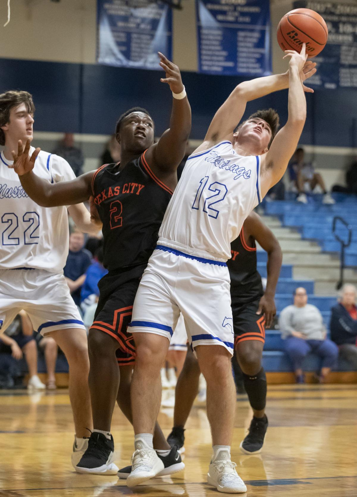 Friendswood vs Texas City Boys Basketball