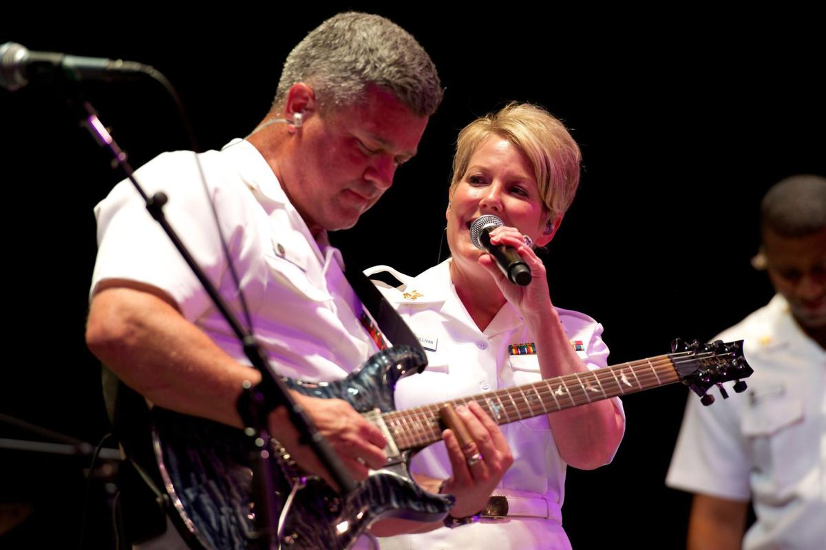 US Navy Band set to perform free concert Sunday at The Grand