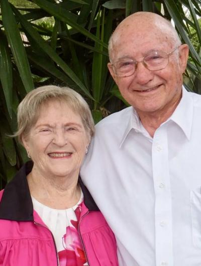 Carol and Willard Russell Furley