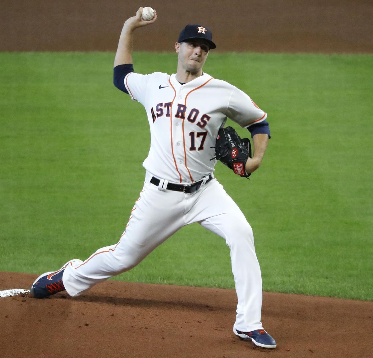Houston Astros vs. San Diego Padres