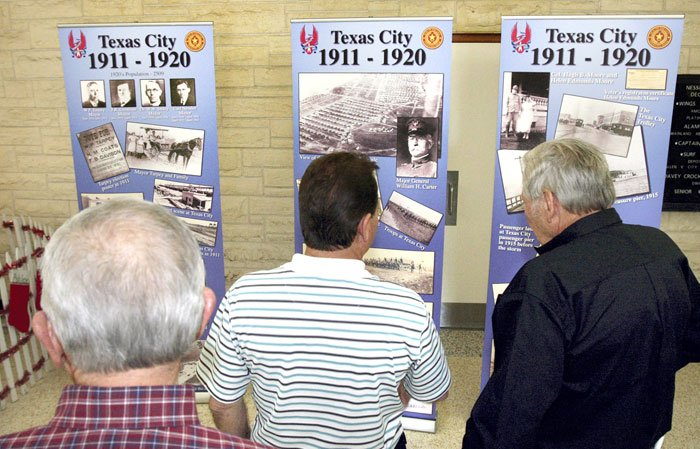 A decade-by-decade look at Texas City's history