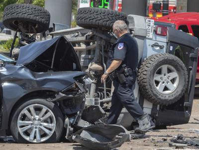 Texas City Crash