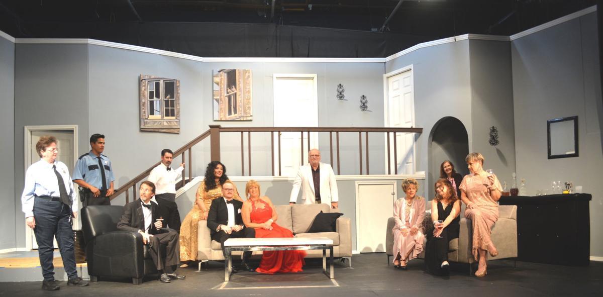 Cast of 'Rumors'