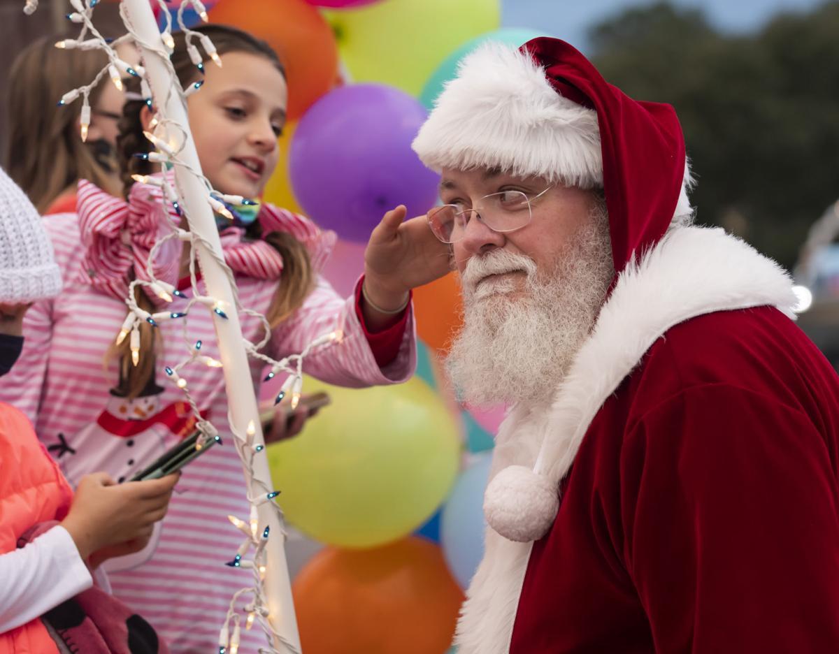 Santa Fe's A Very 'Frosty' Christmas Parade
