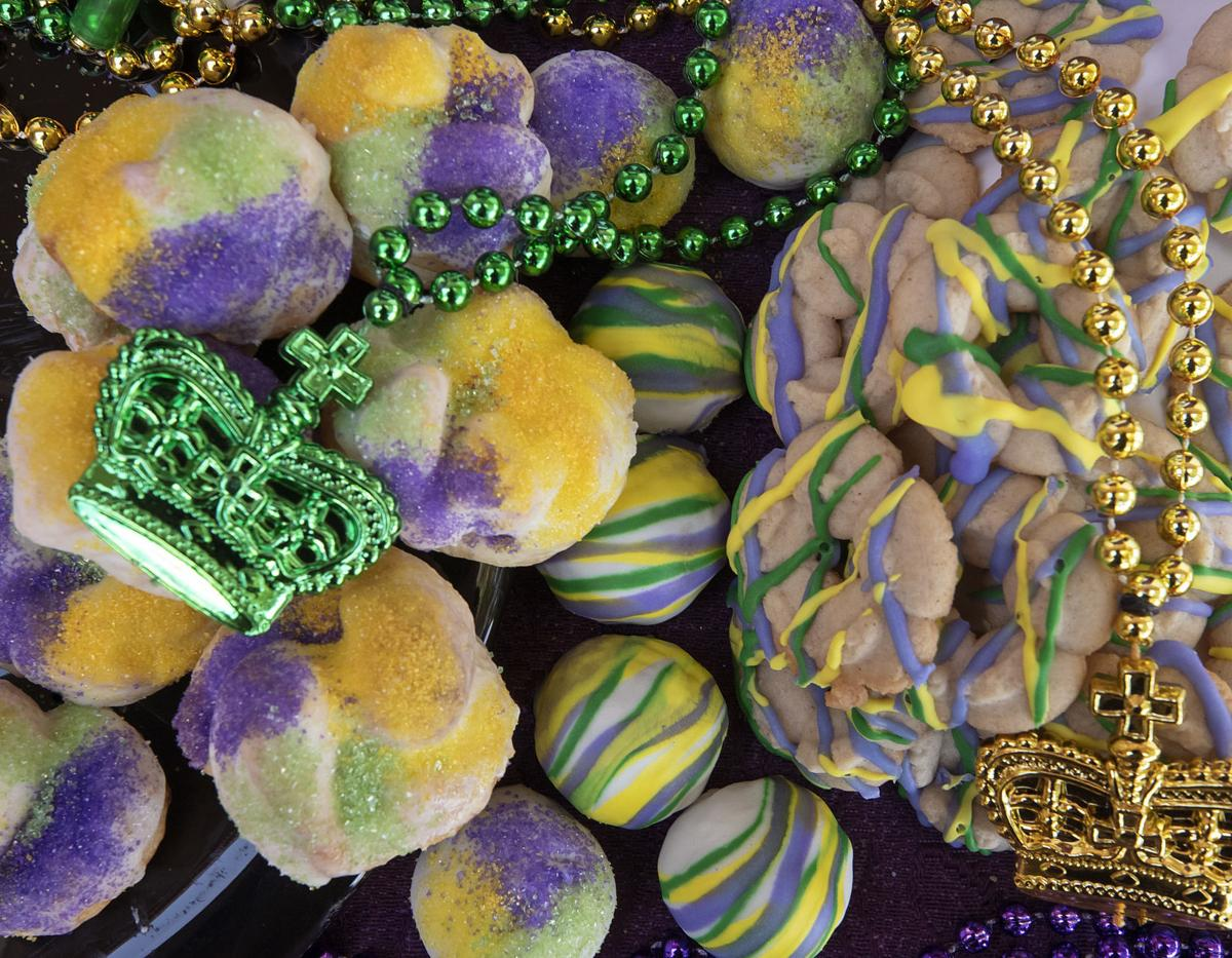 Food-Mardi Gras