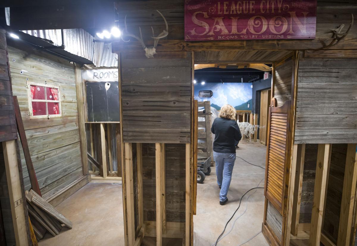 Butler Longhorn Museum Damage