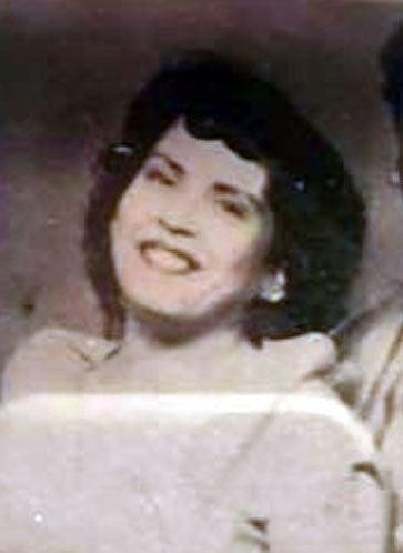 """Donicia """"Licha"""" C. Contreras"""