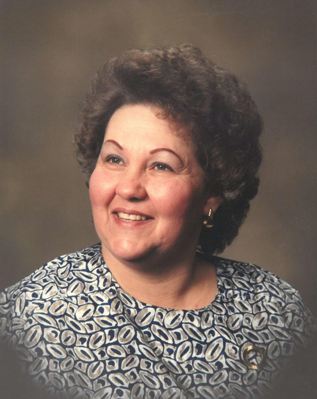 Mary Ann Elizabeth Terrebonne