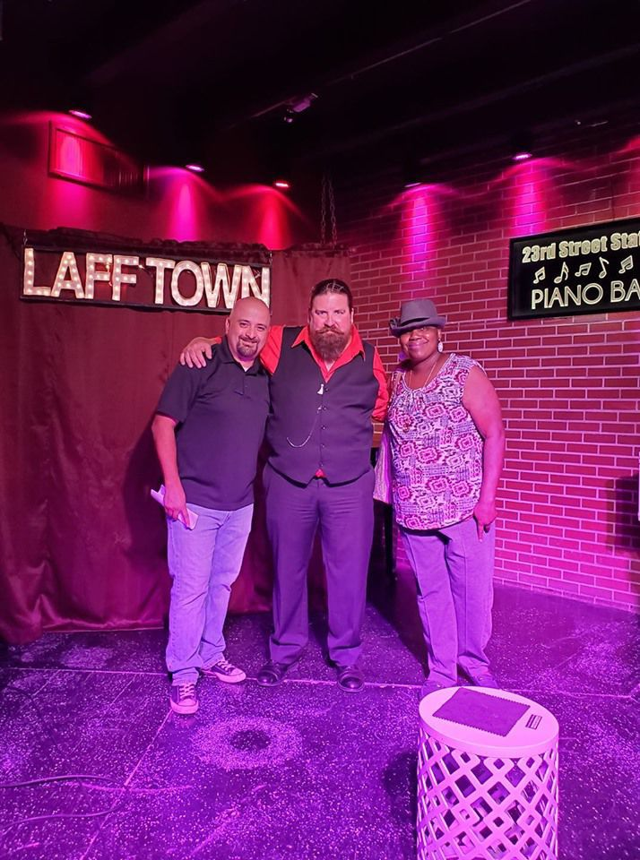 Laff Town Comedy Night