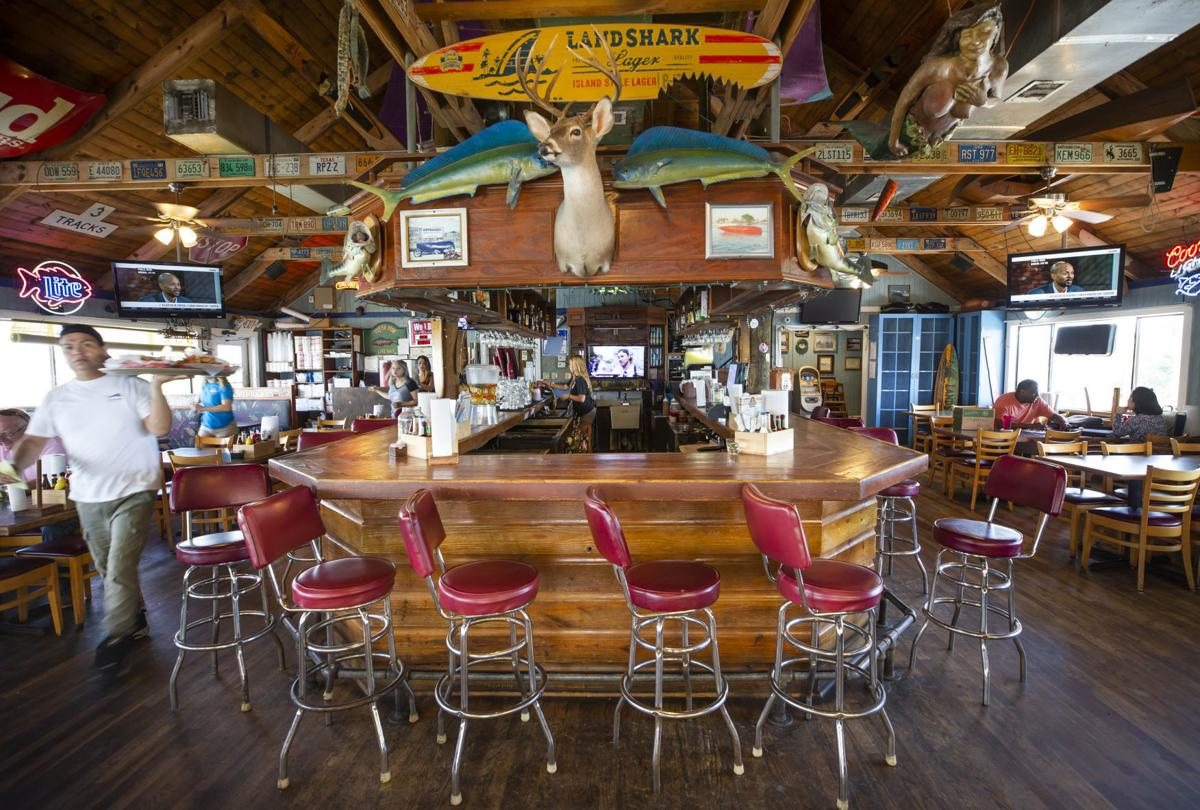 Outriggers Seafood Grill and Bar