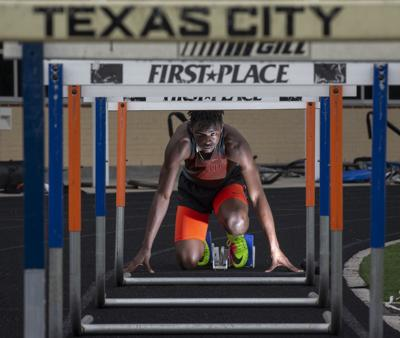 Texas City Track