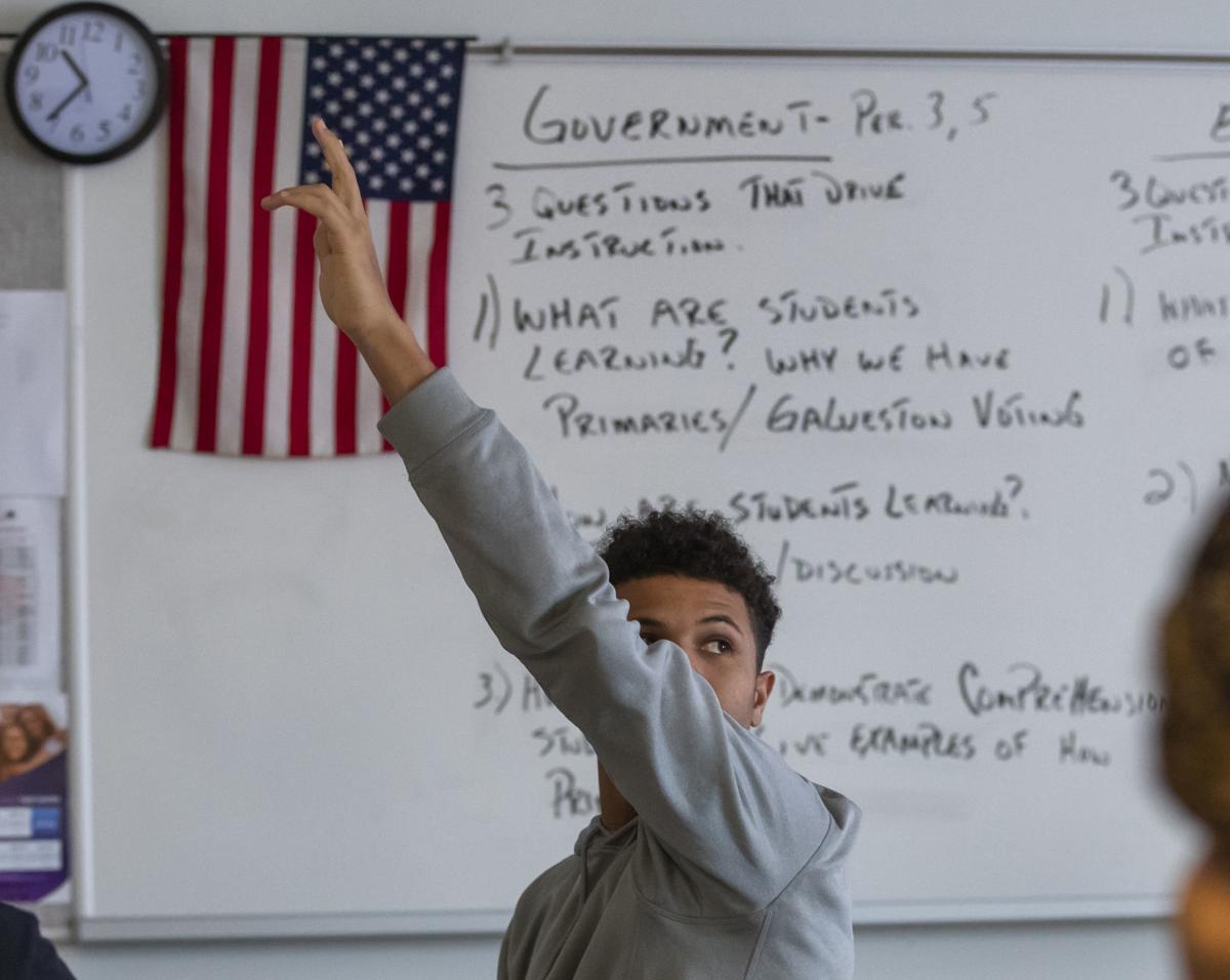 High School Civic Engagement