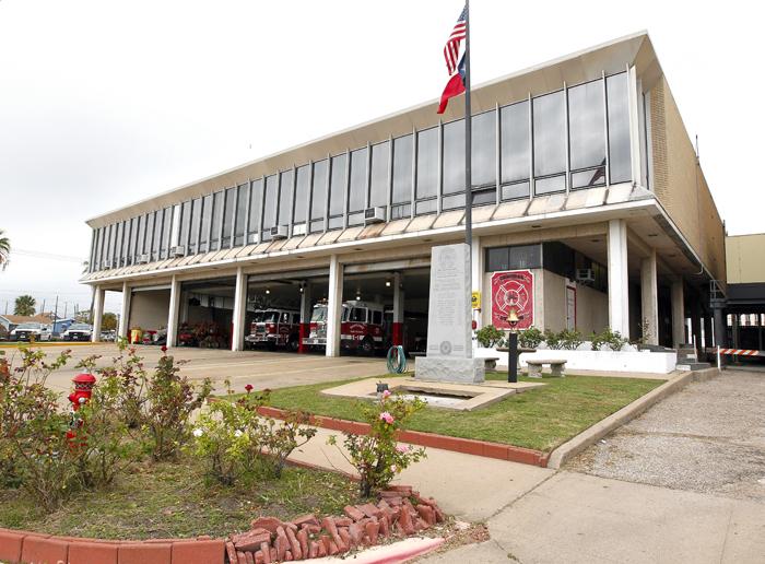 City's of Galveston's public safety building